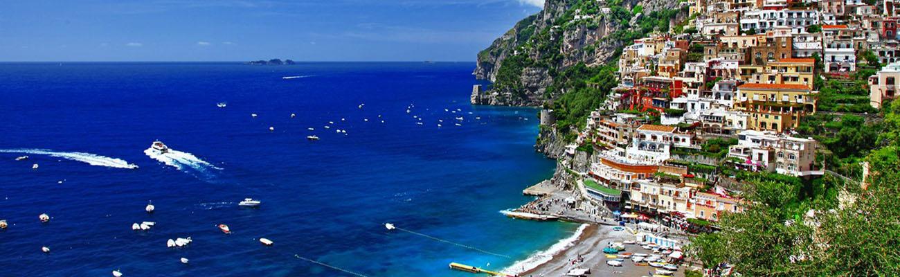 Amalfi Coast Incentive Travel