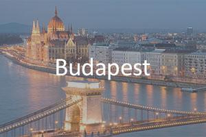 Budapest Sample Itinerary