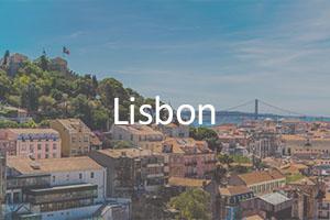 Lisbon Sample Itinerary