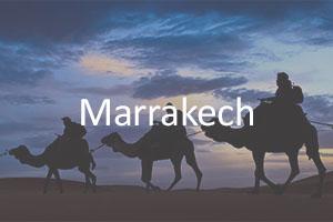 Marrakech Sample Itinerary